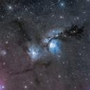 Messier 78,                                Scotty Bishop