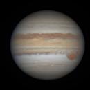 Jupiter | 2019-06-13 4:29 | RGB,                                Chappel Astro