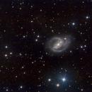 NGC 1097 (Richard Muhlack's Data Pool),                                Jim Matzger