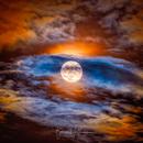 Moon & Clouds,                                Björn Hoffmann