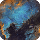 NGC7000 + IC 5070,                                Tyler Jackson Welch