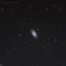 Messier 64 LRGB Black eye galaxy,                                Themis Karteris
