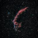 NGC 6992 dentelle du Cygne,                                AdrienBessich