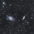 M81-M82 Widefield, Colorful,                                Gabriel Cardona