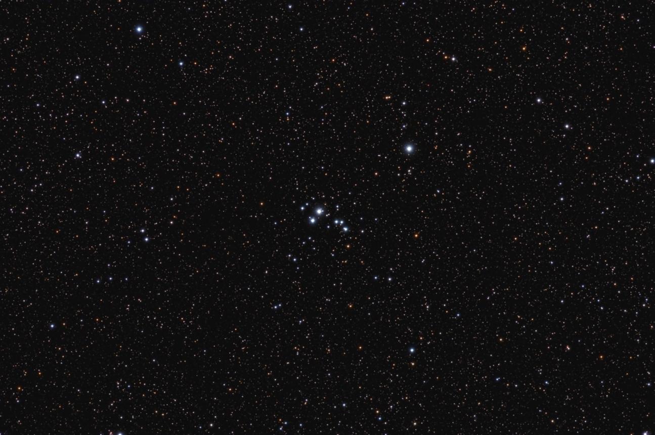 NGC 7160,                                Josef Büchsenmeister