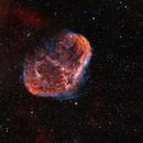 NGC6888 Crescent Nebula,                                Matthew Chan