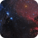 Heaven & Hell. Monoceros, from IC 2169 to Barnard 39,                                Oliver Czernetz