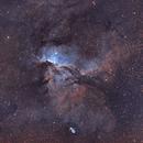 NGC 6188 SHO,                                BO PENG(ISAAC)