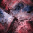 NGC3372 - The Carina Nebula,                                Graham Conaty
