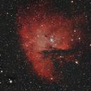 NGC 281 Pac Man Nebula,                                msmothers