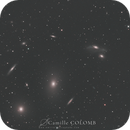 Markarian Chain,                                Camille COLOMB