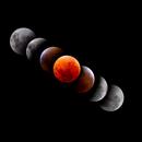Eclipse lunaire 28/09/15 - Panoramique,                                Nicolas Aguilar (Actarus09)