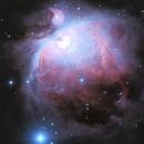 M42 in RGBHaO3,                                John