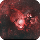 IC1795 - The Fishhead Nebula,                                Yizhou Zhang
