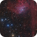 IC 405 Flaming Star Nebula,                                Giorgio Ferrari