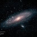 M31, M32, M110 Andromeda Galaxies,                                Robert Van Vugt