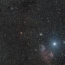 IC 59 / IC 63 / VDB 4 / NGC 225 Sailboat Cluster,                                Mario Gromke