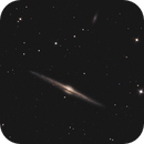 NGC 4565 - The Needle Galaxy,                                bbonic