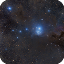 Omicron Persei and IC348,                                ElioMagnabosco