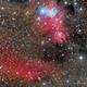 The Cone Nebula in LRGB,                                Scott