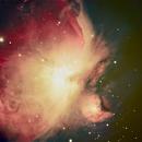 M42 Orion nebula,                                Hajo Bijland