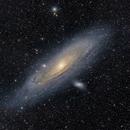 M31 Mosaic,                                Chuck Manges