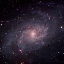 M33 Triangulum Galaxy,                                Alan Coffelt