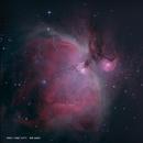 Orionnebel  M42  NGC 1977,                                S.Rücker