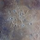 MOON - Pallas • Murchison • Triesnecker • Schroter • Ukert • Sinus Medii • Bode • Rhaeticus,                                Oleg Zaharciuc