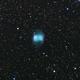 M27 Dumbbell Nebula,                                Serge