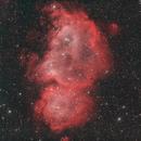 Soul nebula,                                Serkan Boydağ