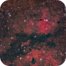 Butterfly nebula (image processing by Marcel Drechsler),                                U-ranus