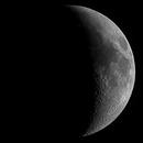 The Moon - 28 April 2020,                                MJF_Memorial_Observatory