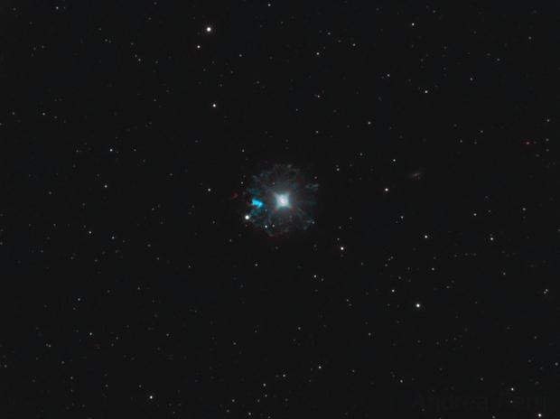 Cat's Eye Nebula (NGC6543),                                Andrea Ferri