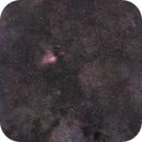M016 2012 + M17, M18, M24, NGC6589, IC4715, IC1284 widefield,                                antares47110815