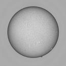 Sol in H⍺ - Full Disc - 8 June 2021,                                hughsie