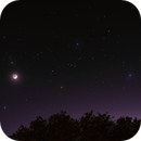 Orion & Taurus are back - Animation Gif,                                Ray Caro