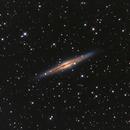 NGC891,                                Zhaoqi Li