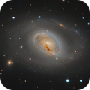 M96 Double-Barred Spiral Galaxy,                                Jerry Macon