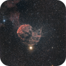IC443 The Jellyfish Nebula,                                bclary