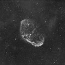 NGC 6888 Ha,                                Steve Ibbotson