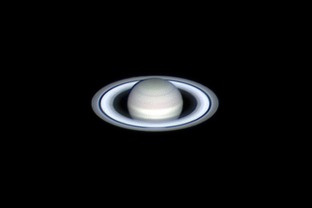 Saturn in the cold,                                Andrew Lockwood