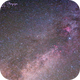 Milky Way in Cygnus at the Peach State Star gaze 2019,                                John O'Neal, NC S...