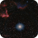 Ghost of Cassiopeia Hα,                                Roberto Frassi