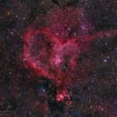 IC 1805 - The Heart Nebula,                                David McGarvey