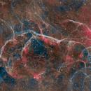 Vela Supernova remnant,                                Gerard O'Born