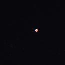Earths Moon Eclipsed with Beehive,                                JoeRez