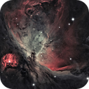 The Great Orion - M42,                                Richy Astro Imaging LLC