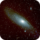 Galaxy M31 - Andromeda,                                richiejarvis