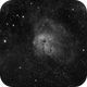 IC410 in Ha,                                Andreas Dietz
